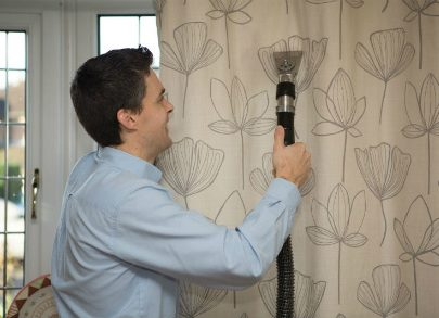 Curtain Cleaning professionals