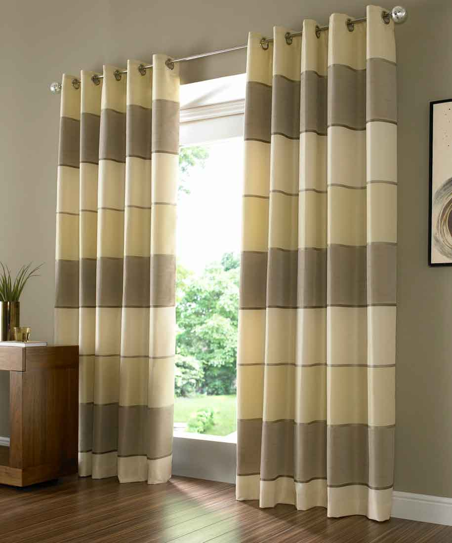 interior-light-green-stripe-motif-window-curtain-with-elegant-wood-floor-fancy-windows-curtain